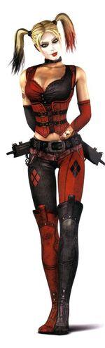 Harley Quinn (Batman Arkham City)