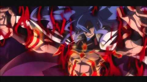 Hiroki Yasumoto - GO in SOUL -Azrael theme- ( BLAZBLUE Vocal Album SONG IMPRESSION)