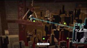 LittleBIGPlanet (720p HD) Walkthrough Part 53 - The Construction Site - Initial & Aced