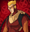 Pyro-WolverineXMen