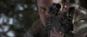 Richard Travers Submachine Gun