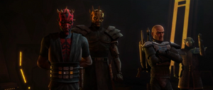 Darth Maul meeting