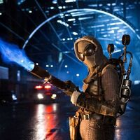 Firefly Gotham Close Up