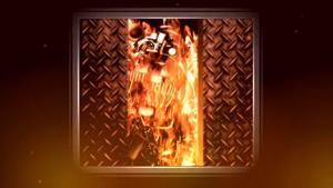 Molten Freddy Fire