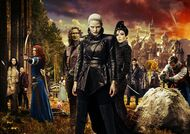 Once Upon a Time - Dark Swan - Camelot