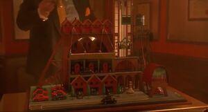 Potter's apts model