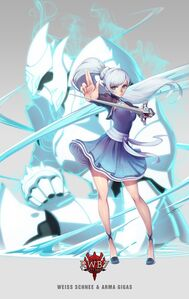 Summoner Weiss artwork