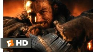 The Hobbit The Battle of the Five Armies - The Fall of Smaug Scene (1 10) Movieclips