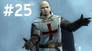 Assassin's Creed - Walkthrough Part 25 - Robert de Sable Boss Fight (Memory Block 6)