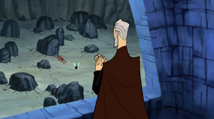 Count Dooku claps