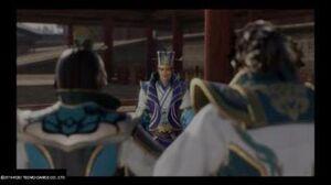 DYNASTY WARRIORS 9 Sima Yi ending