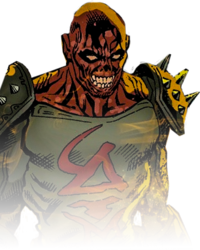 Drahmin MKX Comic Render