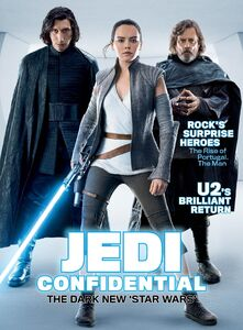 Jedi Confidential The Last Jedi Cover