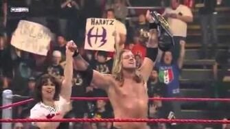 Matt Hardy Turns Heel at Royal Rumble 2009