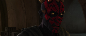 Maul most pleased