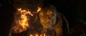Shere Khan I Will Have Your Blood Man-Cub