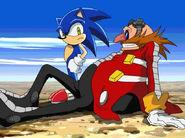 Sonic and Eggman allies