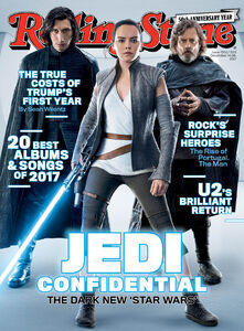 The Last Jedi Rolling Stones Cover