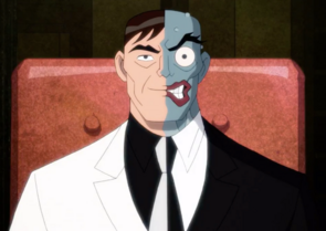 Two-Face(Harley Quinn)
