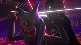 Vader resumes