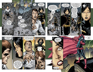 Basil Karlo and Cassandra Cain Prime Earth 0013