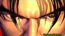 Classic Tekken 3 (Arcade Edition) - CGI Title Screen Intro - HD