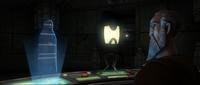 Count Dooku Sidious lair
