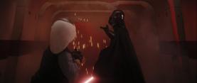 Darth Vader killing