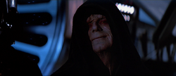 Emperor Palpatine young Skywalker