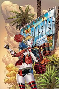 Harley Quinn Vol 3 74 Textless