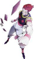 Hisoka the Magician