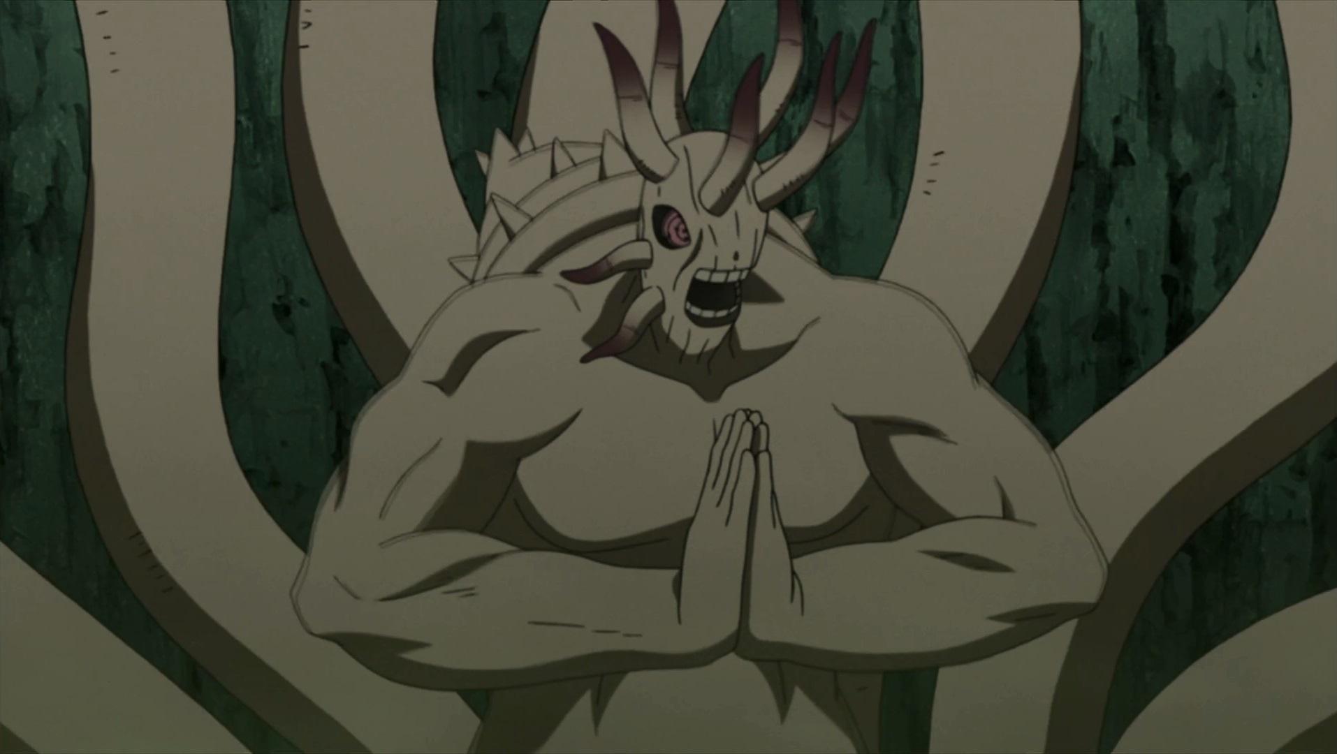 0 Tails Naruto ten-tailed beast | villains wiki | fandom