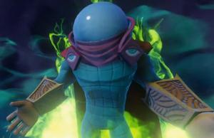 Mysterio D I