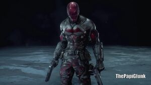 The Red Hood!663