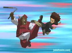 Uncle Ruckus vs. Huey Freeman