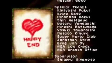 Yoshi's Story - Final Boss and Ending
