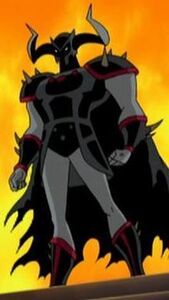 Armored Lord Hades