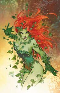 Batman Vol 3 50 Michael Turner Green with Ivy Variant