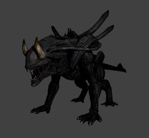 Custom xnalara torus bull alien by weylandyutanicorp-dbb4u51