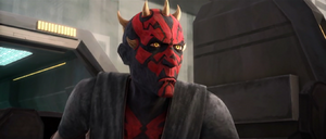 Darth Maul observing