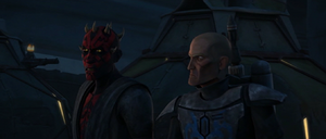 Darth Maul planning