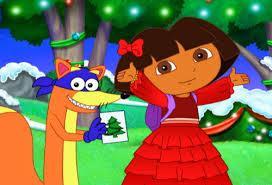 Dora and swiper