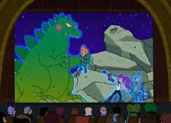 Godzilla Reference 23