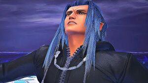 KINGDOM HEARTS 3 ReMind DLC - Data Saix Boss Fight (1080p 60fps)