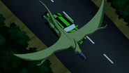 Mutant Reptile Leader 001