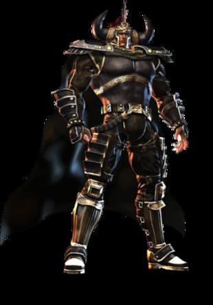 In Armor