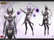 Syndra Concept Art