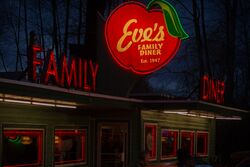 The Eve's Family Diner