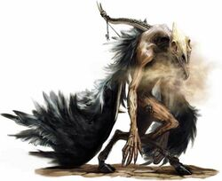 The Raven Mocker