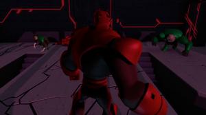 Atrocitus Green Lantern The Animated Series 04